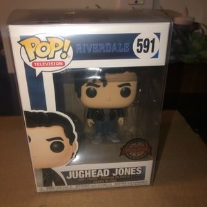 Funko Other - Funko pop Riverdale - Jughead Jones Exclusive